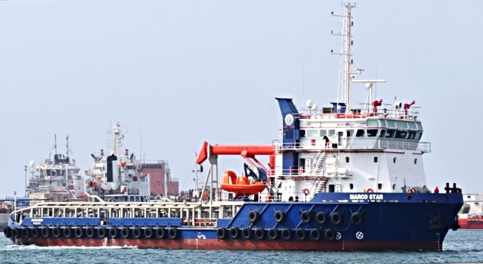 Marco Shipping Agency | Van Aalst Group